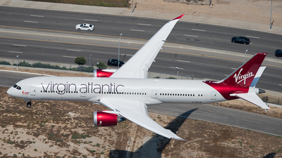 G-VBOW - Boeing 787-9 Dreamliner - Virgin Atlantic Airways