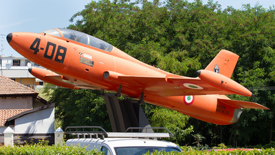 MM54208 - Aermacchi MB-326E - Italy - Air Force