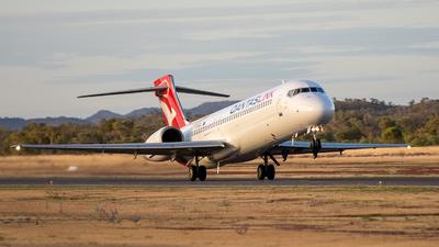 VH-NXJ - Boeing 717-2BL - QantasLink