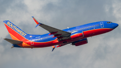 N7739A - Boeing 737-7BD - Southwest Airlines