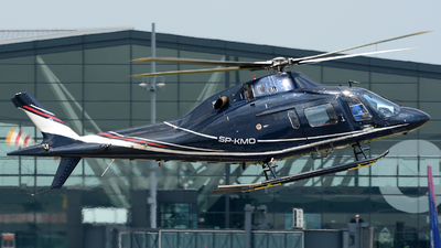 SP-KMO - Agusta A119 Koala - Private