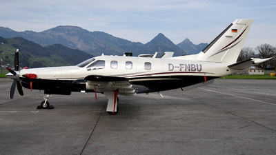 D-FNBU - Socata TBM-700C2 - Private