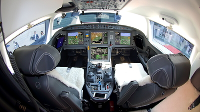 F-HUIX - Dassault Falcon 8X - Dassault Aviation