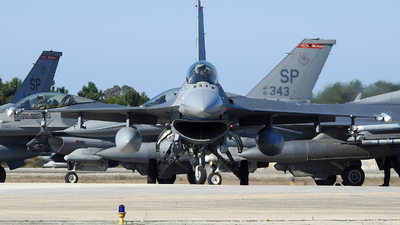 91-0418 - General Dynamics F-16CJ Fighting Falcon - United States - US Air Force (USAF)