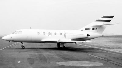 OE-GLF - Dassault Falcon 20 - Lauda Air