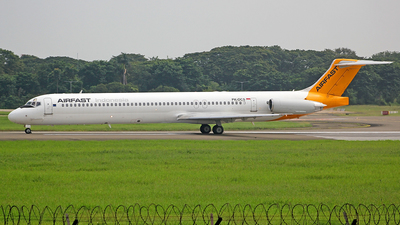 A picture of PKOCS - McDonnell Douglas MD83 - Airfast Indonesia - © 25suherdyanto