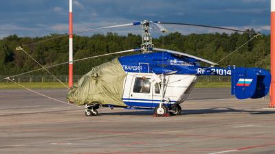 RF-21014 - Kamov Ka-226 Hoodlum - Russia - Police