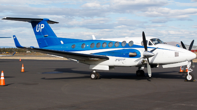 N834UP - Beechcraft B300 King Air 350 - Wheels Up