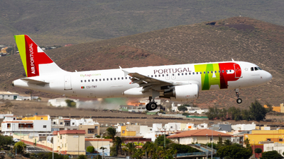 A picture of CSTNY - Airbus A320214 - TAP Air Portugal - © aaron_gcrr
