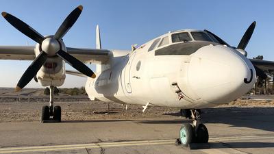 EP-THJ - Antonov An-26B - Saffat Aviation Services