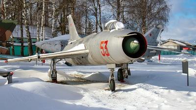 53 - Sukhoi Su-7BM Fitter A - Soviet Union - Air Force