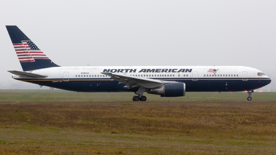 N760NA - Boeing 767-39H(ER) - North American Airlines