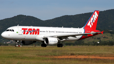 PR-MYP - Airbus A320-214 - TAM Linhas Aéreas