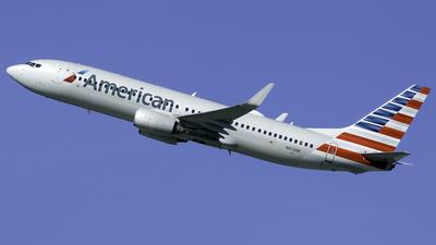 N812NN - Boeing 737-823 - American Airlines