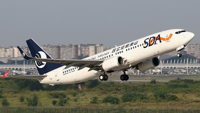 B-5352 - Boeing 737-85N - Shandong Airlines