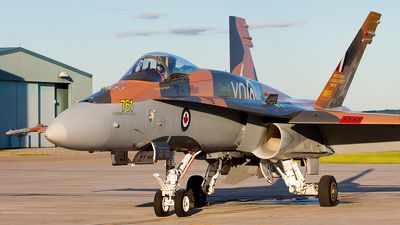 188761 - McDonnell Douglas CF-188 Hornet - Canada - Royal Canadian Air Force (RCAF)