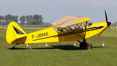 F-JBMG - Zlin Savage Cub - Private