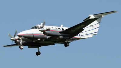 D-IWAW - Beechcraft B200 Super King Air - Private