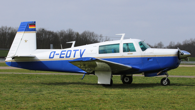 D-EDTV - Mooney M20F Executive - Private