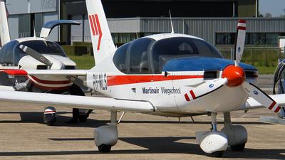 A picture of PHMLS - Socata TB10 Tobago - Martinair Holland - © C. v. Grinsven