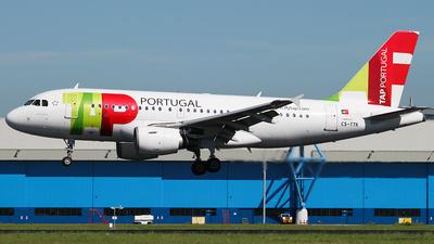 CS-TTK - Airbus A319-111 - TAP Portugal