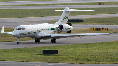 N50MG - Bombardier BD-700-1A11 Global 5000 - Private