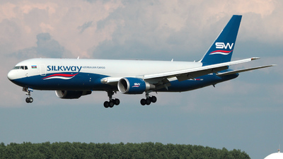 4K-SW880 - Boeing 767-32LF(ER) - Silk Way West Airlines