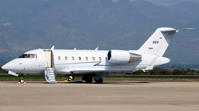 N89 - Bombardier CL-600-2B16 Challenger 605 - United States - Federal Aviation Administration (FAA)