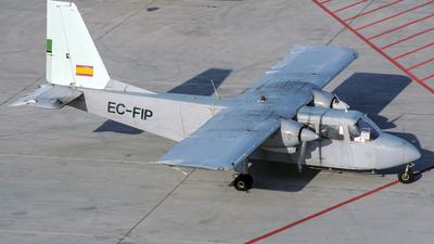 EC-FIP - Britten-Norman BN-2B-26 Islander - Meerblick