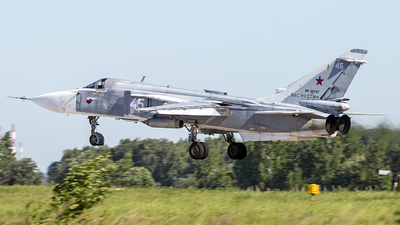 RF-90767 - Sukhoi Su-24M Fencer - Russia - Air Force
