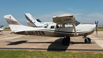 VH-FEN - Cessna 206H Stationair - Australasian Jet
