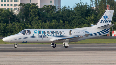 A picture of N49KW - Cessna 550 Citation Bravo - [5501021] - © freilly