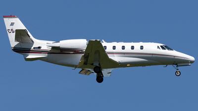 A picture of CSDXR - Cessna 560XLS Citation Excel - NetJets - © Maximilian Haertl