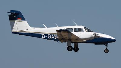 D-GAFC - Piper PA-44-180 Seminole - PanoramaFlug
