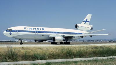 OH-LHD - McDonnell Douglas DC-10-30 - Finnair