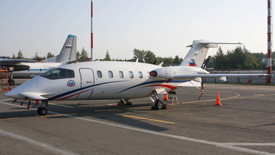 RA-01520 - Piaggio P-180 Avanti II - Russia - Flight Checks and Systems