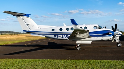 A picture of PPJAG - Beech B200GT Super King Air - [BY085] - © Evandro Filho