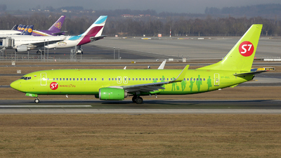 A picture of VPBUL - Boeing 7378LP - S7 Airlines - © Stefan Mayer