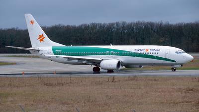 PH-HZC - Boeing 737-8K2 - Israir (Transavia Airlines)