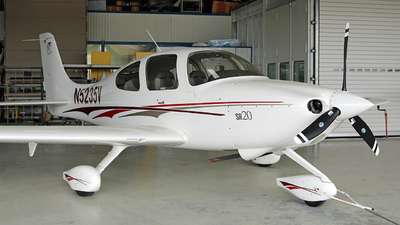 N5235V - Cirrus SR20 - Private