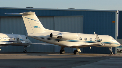 N420JC - Gulfstream G-III - Private