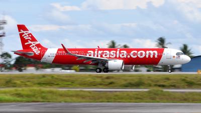 A picture of 9MVAB - Airbus A321251NX - AirAsia - © Allan Hansen