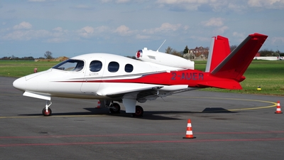 2-AUER - Cirrus Vision SF50 - Private