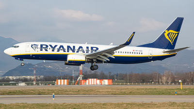 A picture of 9HQDZ - Boeing 7378AS - Ryanair - © Fabio Pozzessere