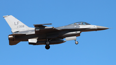 87-0358 - General Dynamics F-16C Fighting Falcon - United States - US Air Force (USAF)