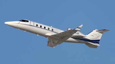 N429JS - Bombardier Learjet 60 - Private