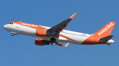 A picture of OEIVS - Airbus A320214 - easyJet - © Luca Cesati