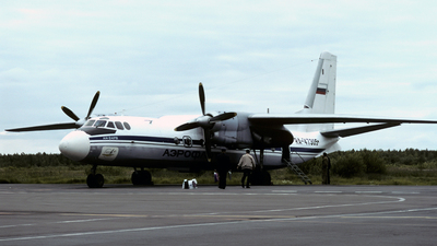 RA-47305 - Antonov An-24RV - Arkhangelsk Airlines (AVL)