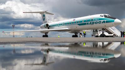 RA-65693 - Tupolev Tu-134B-3 - Alrosa Airlines