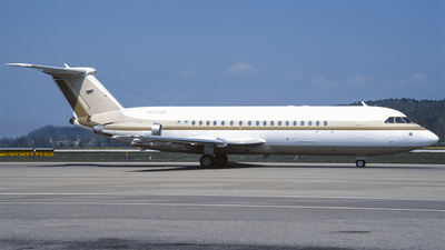 N102ME - British Aircraft Corporation BAC 1-11 Series 401AK - Private